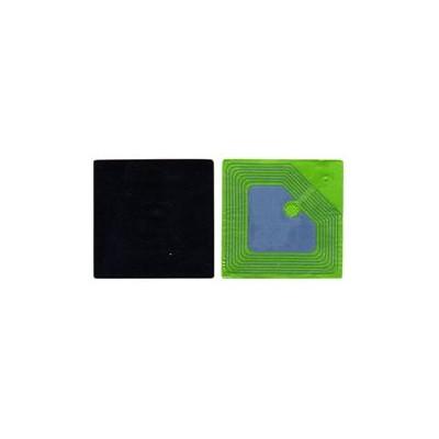 Etiquette RF 8,2 Mhz 50x50 mm NOIRE - Désactivable