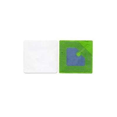 Etiquette RF 8,2 Mhz 30x30 mm BLANCHE - Désactivable