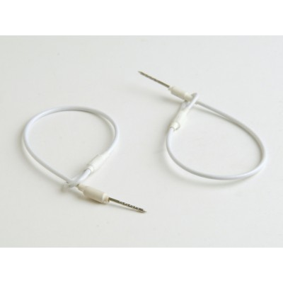 Câble acier renforcé plastifié une boucle