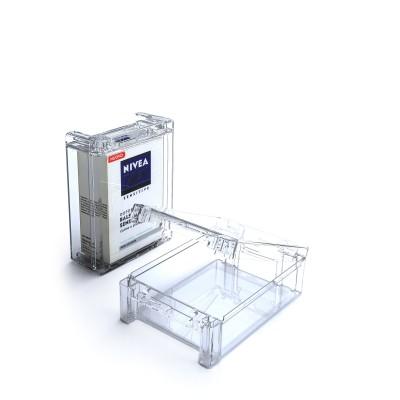 Boîtier Antivols pour 8 lames de rasoirs- modèles T-CBLX