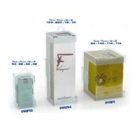 Boîtiers Antivols Extensibles (PRFS) avec face avant ouverte
