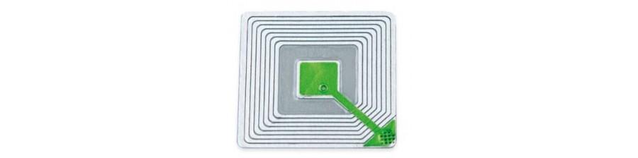 Etiquettes Antivols RF-AM-EM-RFID