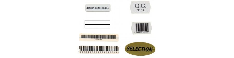 Etiquettes Antivols EM - Electromagnétique