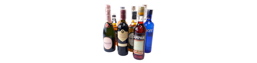 Protections Alcools et Spiriteux